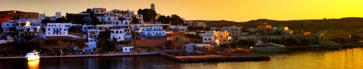 Voyager dans les Cyclades