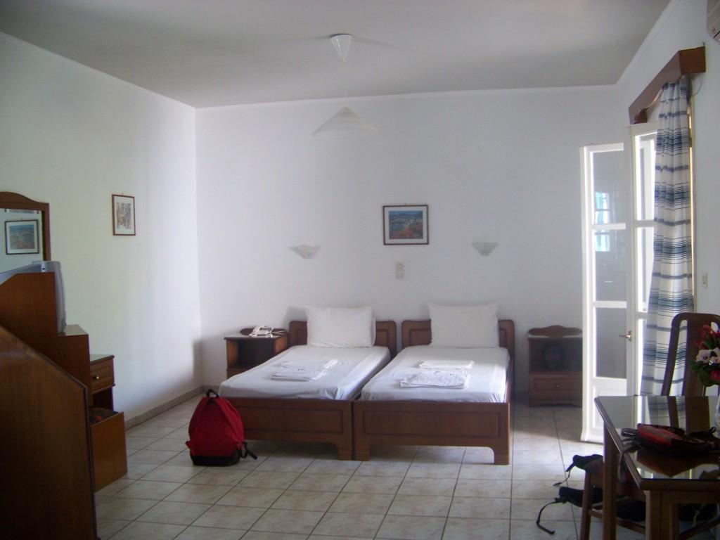 chambre au Gryspo's