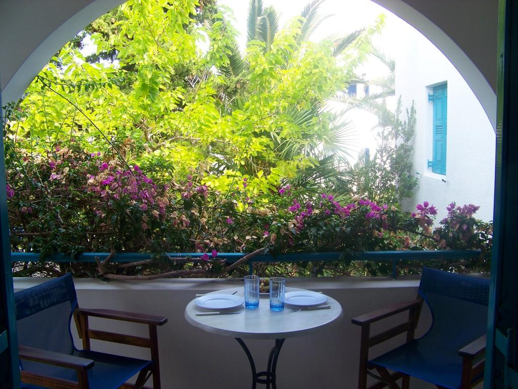 terrasse du Gryspo's