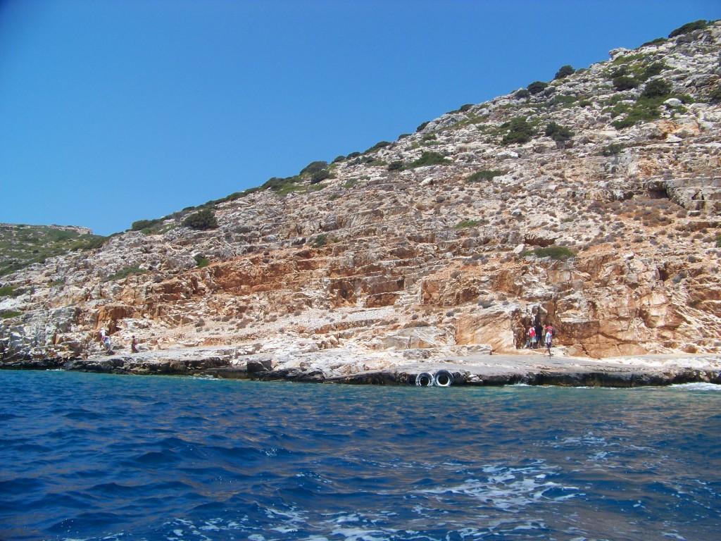 Plage de Plakés (Amorgos)