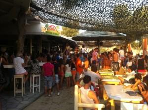 Tropicana à Paradise Mykonos