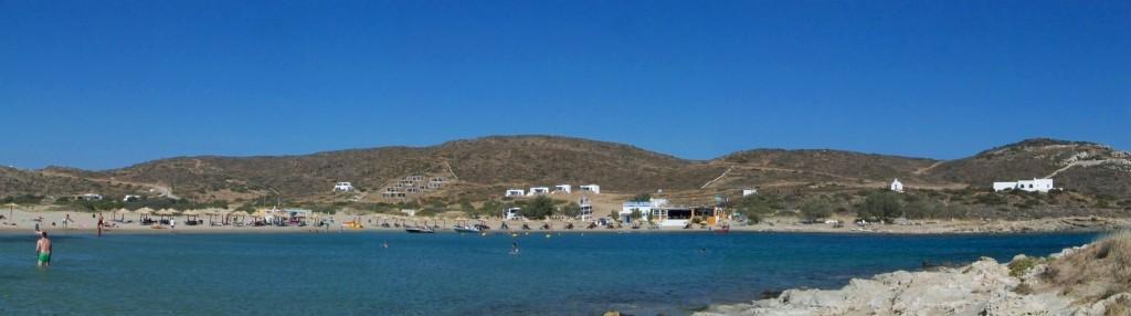 Plage de Manganari (Ios, Cyclades)