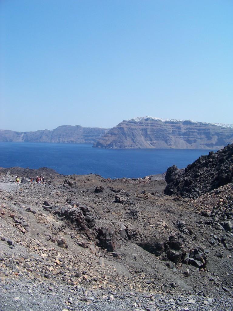 santorin (volcan)