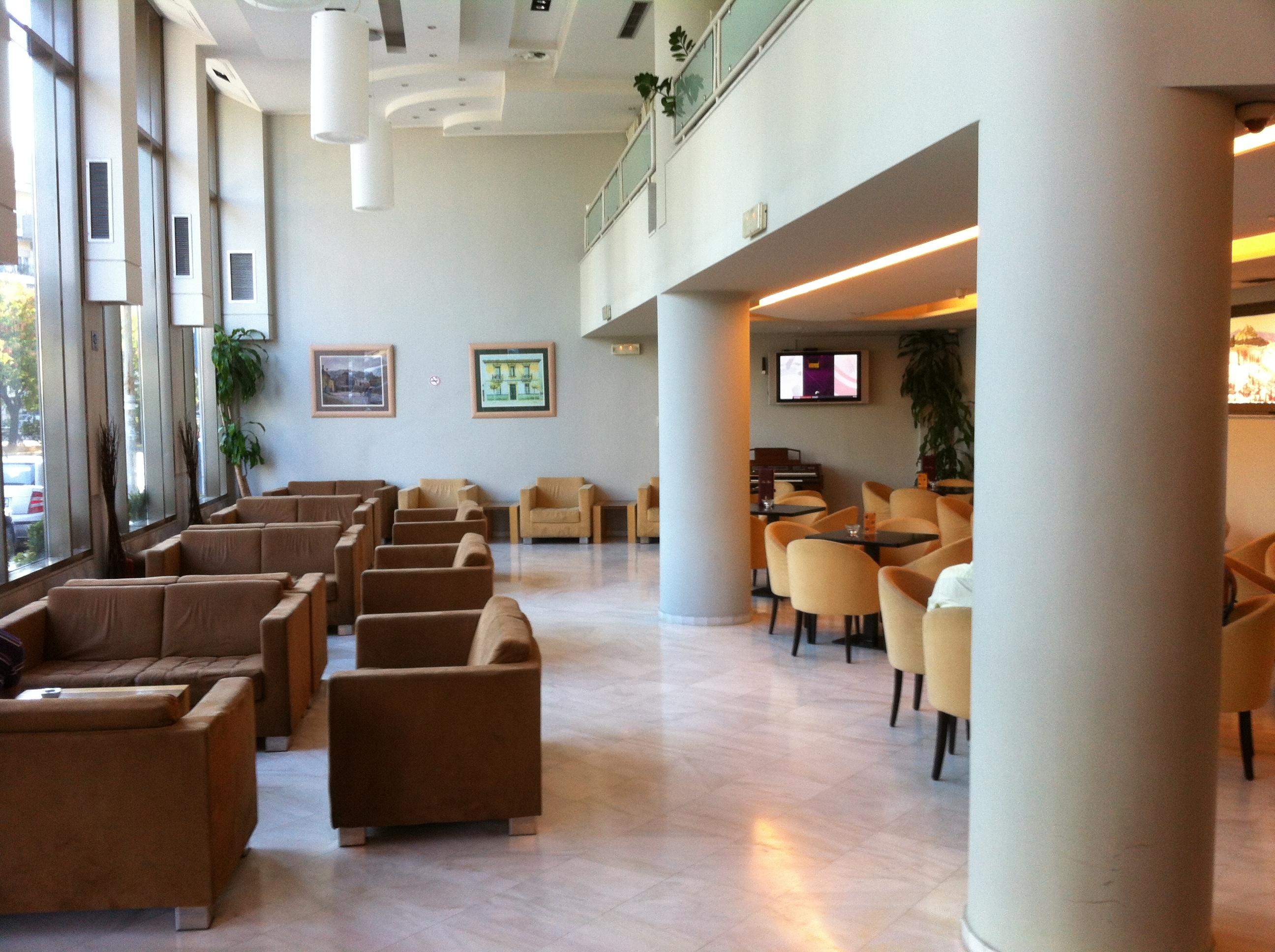 hôtel à Athènes