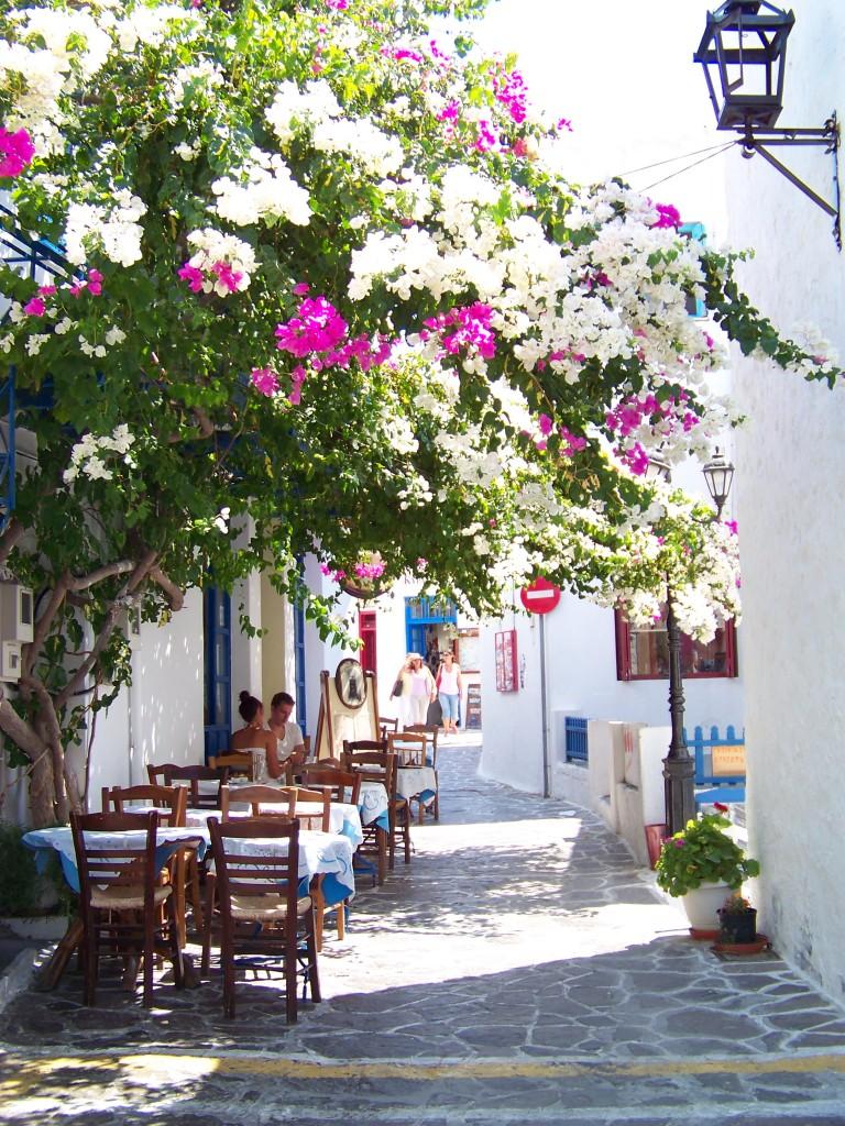 Resto à Plakka, Milos