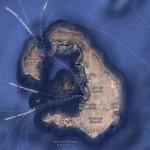carte de Santorin (Santorini)