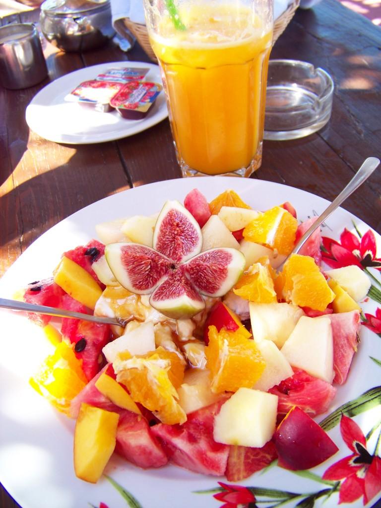 petit déjeuner Fortis milopotas ios cyclades 2